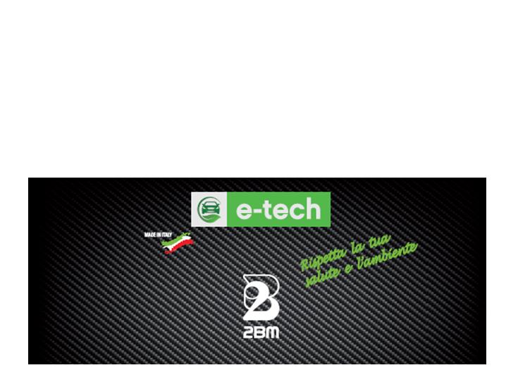 Nuovi prodotti E-TECH